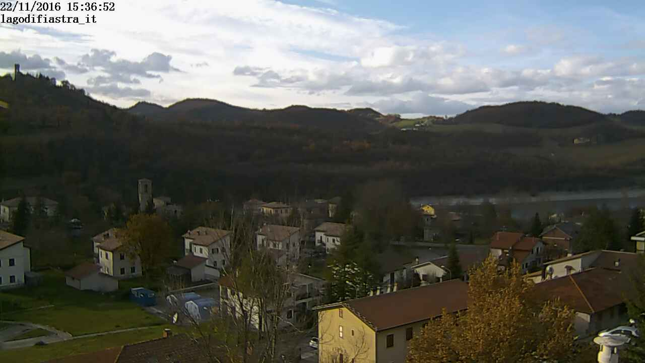 Webcam Lago di Fiastra